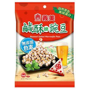 義美鹹酥脆豌豆-151g