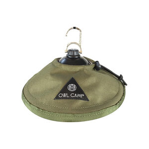 OWL CAMP素色燈罩-PC1910軍綠色