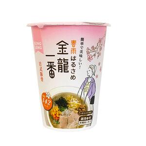 金龍一番日式豚骨杯39g