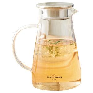 BH HeatResistant Glass Kettle