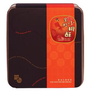 Hong kong ronghua salted egg yolk peach