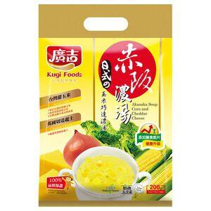 廣吉赤阪濃湯-玉米巧達濃湯