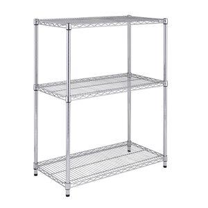 Metal shelf 90*45*120CM