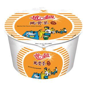 統一肉骨茶碗麵-93g