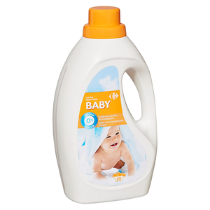 家樂福Baby親膚洗衣精1.5L