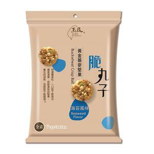 黃金蕎麥堅果脆丸子(海苔風味)
