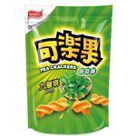 Pea Cracker-Basil Flavor, , large