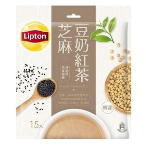 LIPTON Soy Milk Tea Sesam