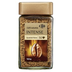 C-Intense Instant Freeze Dried Coffee