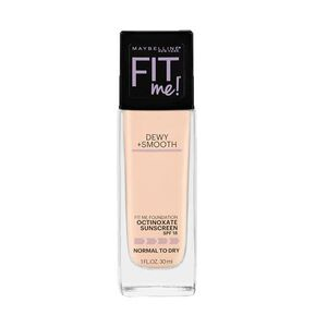 FIT ME SMOOTH + DEWY FDN 110