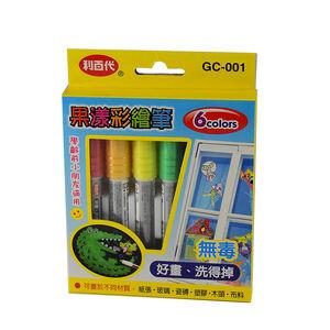 Liberty GC-001 Crayon-6Color