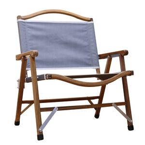 Turbo Tent Wooden Foldable Chair