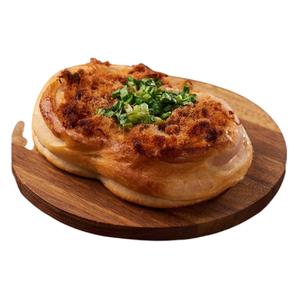 Taro  Meat Floss Bread