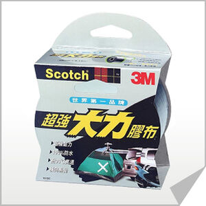3M Scotch Duct Tape (Black)