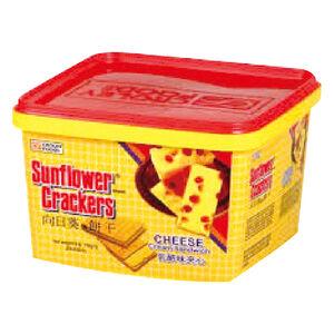 Sunflower Cracker - Lemon flavour