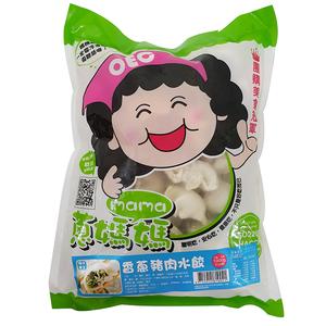 蔥媽媽爆汁手工香蔥豬肉水餃-1000g