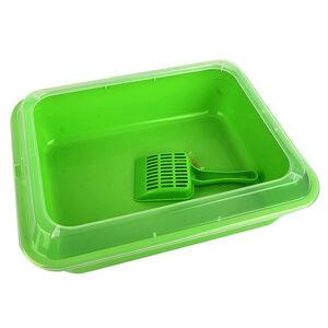 Cat Sand Box