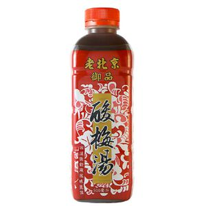 Old Beijing Sour Plum Drink 900ml