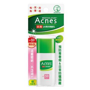 Mentholatum AcnesUV Tint Milk SPF50