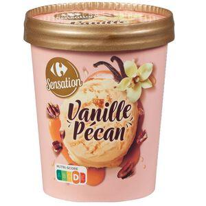 C-Sensation Toffee Ice Cream