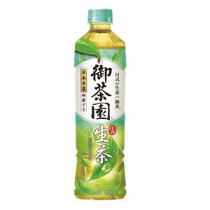 御茶園日式生茶 550ml