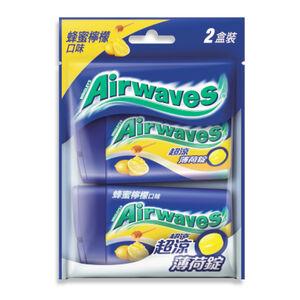Airwaves Intense mint-honey