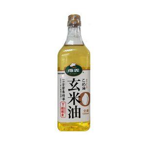 weiyi rice bean oil