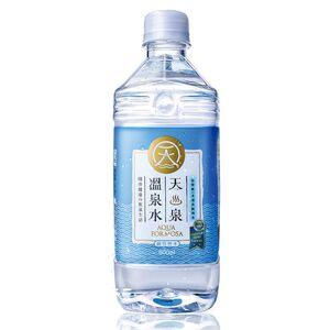 Aqua Formosa Hot Spring Water 600ml