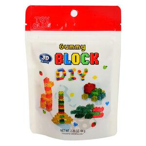 TOY CLUB 3D Gummy Candy