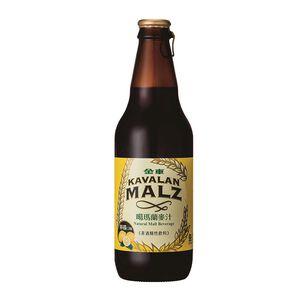 Natural Malt Lemon Btl 330ml