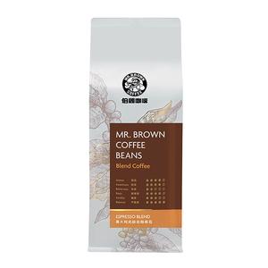 Mr.Brown Espresso Blend Coffee Bean
