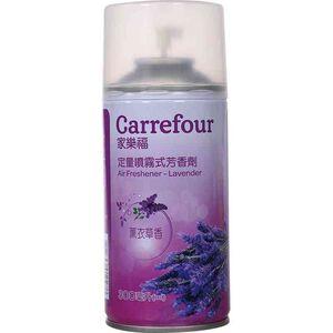 家樂福定量噴霧式芳香劑-薰衣草