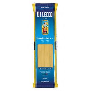 De Cecco Spaghettini.11