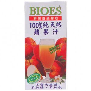 BIOES 100 Apple Juice