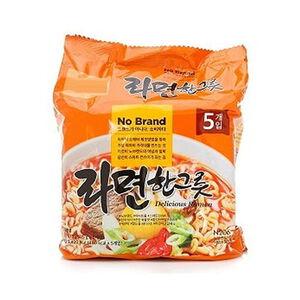 NoBrand Classic Spicy Beef Ramen