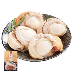 爭鮮 日本北海道 熟凍帆立貝