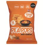 Smoky BBQ Soya and Chickpea Snacks, , large