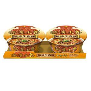 滿漢大餐蔥燒牛肉(碗) 192g