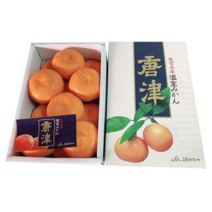 【福和嚴選】日本佐賀縣溫室蜜柑-唐津禮盒(每盒約1KG)