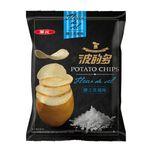 華元波的多洋芋片-鹽之花風味, , large