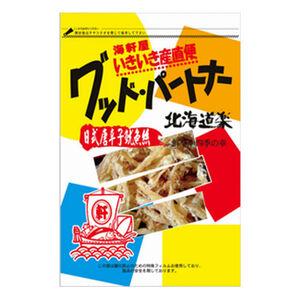 Japanese schichimi dried shredded squid
