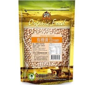 有機黃豆(可發芽)