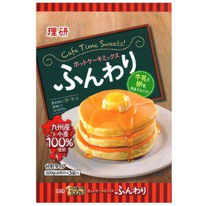 理研九州美式鬆餅粉200gx3