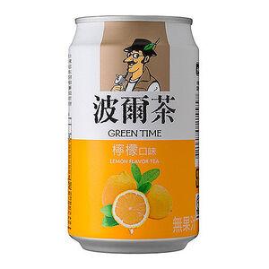 Pol tea lemon flavors 320ml