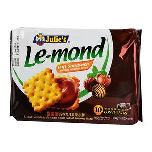 茱蒂絲雷蒙德巧克力夾心餅