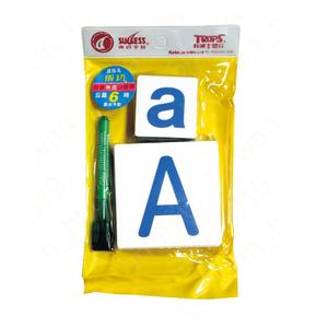 ABC Symbols Magnetic Film