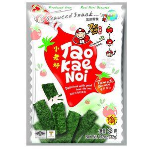 泰國小老板厚片海苔(蕃茄味)32g