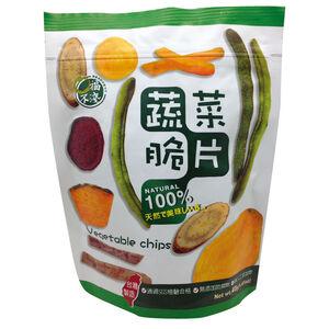 口福不淺蔬菜脆片-40g