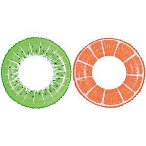 【泳具】JLeisure水果泳圈-花色隨機出貨