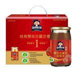 Qauker Double Effect Lingzhi Drink, , large
